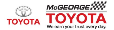 McGeorge Toyota Promo Codes & Coupon Codes
