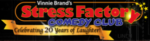 The Stress Factory Comedy Club Promo Codes & Coupon Codes